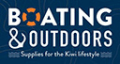 Boating and outdoors logo