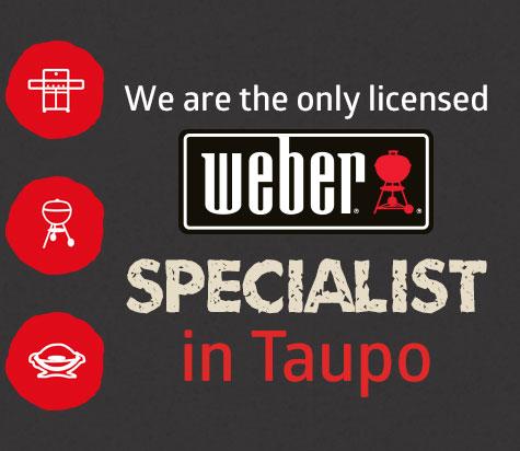 Weber Specialist