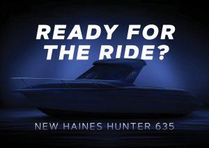 haines hunter 635