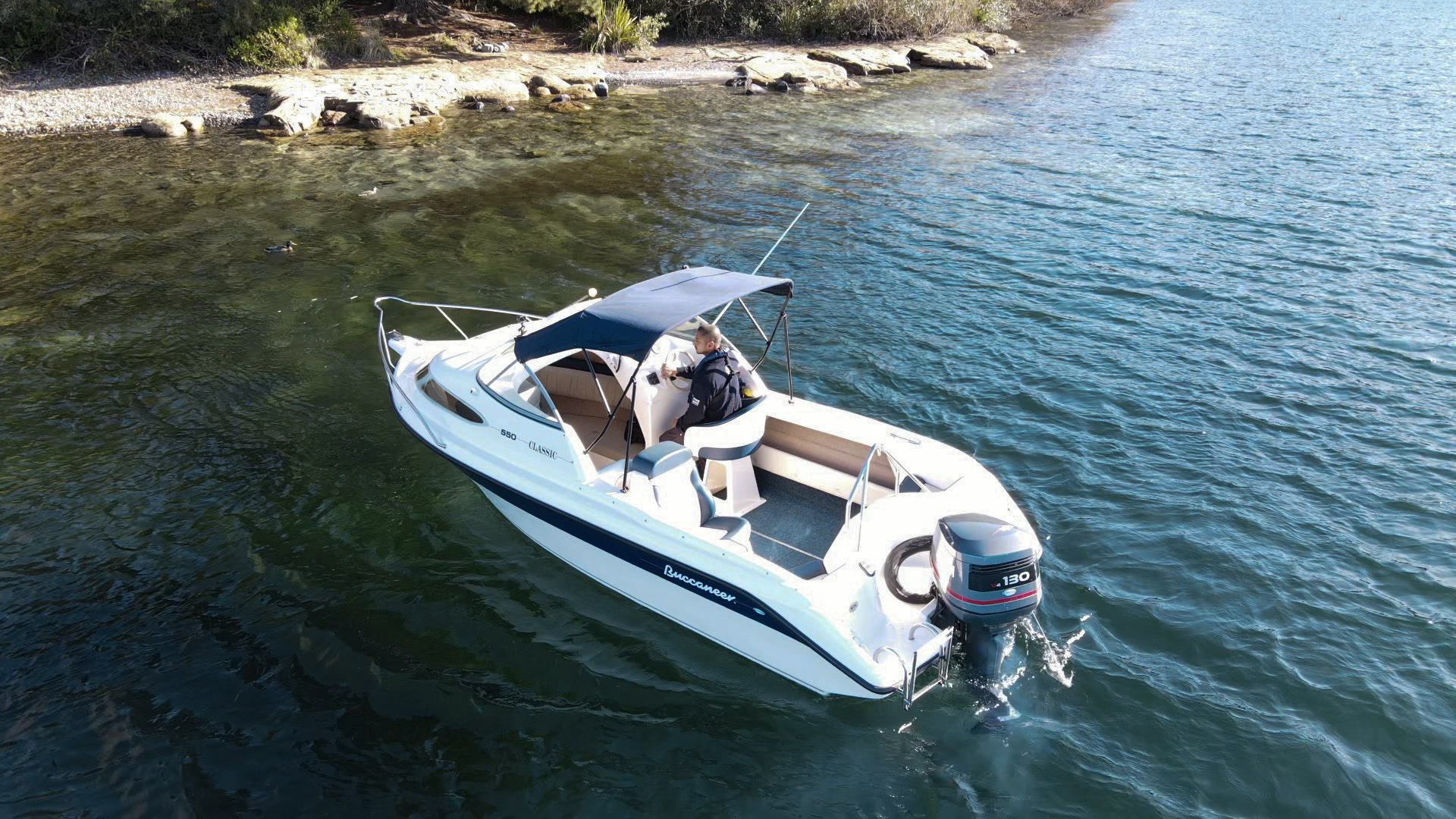 Blog Thumbnail The Buccaneer 550 Classic – Raw Boat Review